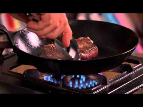 How to Cook the Perfect Medium Rare Steak - Annabel Langbein