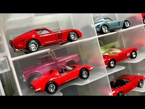 Lamley Vlog, Ep. 13: Cleaning up my Hot Wheels Ferrari Collection