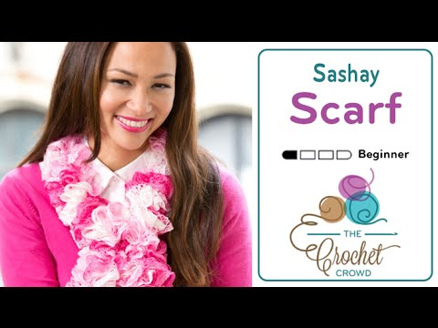 How To Knit a Scarf: Sashay Scarves with Red Heart Boutique