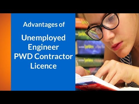 Advantages of Unemployed Engineer PWD Contractor Licence l Work Limit And Validity l Suraj Laghe