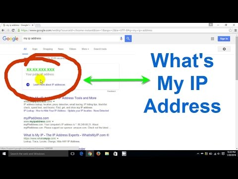 How to find your IP Address & What is my IP - Windows 10 & 8.1 - Minecraft IP Address - Find IP FAST