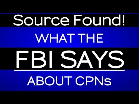 [THE FBI SAYS] 800 Credit Score - Credit Privacy Number (CPN) - Is A CPN Legal? | The Mouth Episode