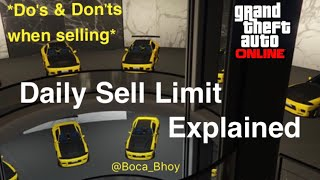 DAILY SELL LIMITS *EASY FULL GUIDE* SELL DUPES SAFELY! - AVOID DUPE