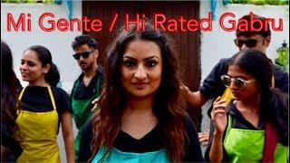 Mi Gente / High Rated Gabru - Guru Randhava   Mashup Cover   Nupur Pant ft. Ashim Kemson
