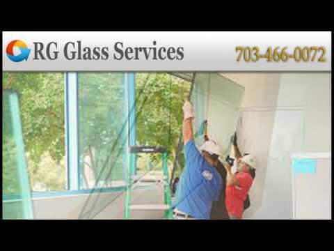 Replacement and Repairing Window Glass in Arlington VA