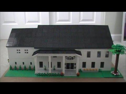 Custom Build- LEGO Dream House: The Second Floor (Part 3 of 3 )