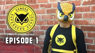 Vanoss Superhero School - New Students