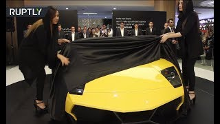 Iranians reveal reverse-engineered Lamborghini Murcielago SV