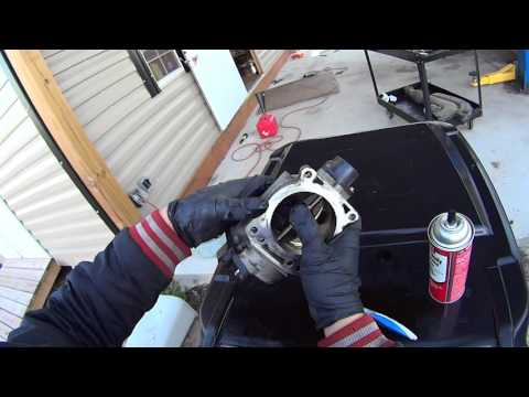 Ford F-150 5.4L Throttle Body Cleaning 2004 - 2008