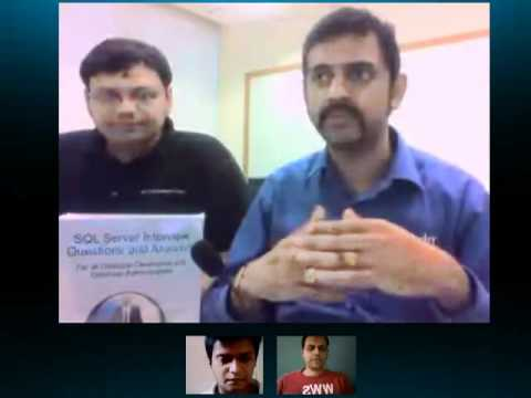 Interview with Vinod and Pinal - Authors of SQL Server Interview Questions and Answers