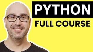 Download Python Tutorial for Beginners | Full Python Programming Course [2019] Video