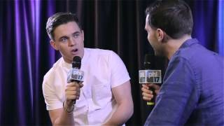 Jesse McCartney Talks About Tea, Leo DiCaprio, & What Makes Him Mad