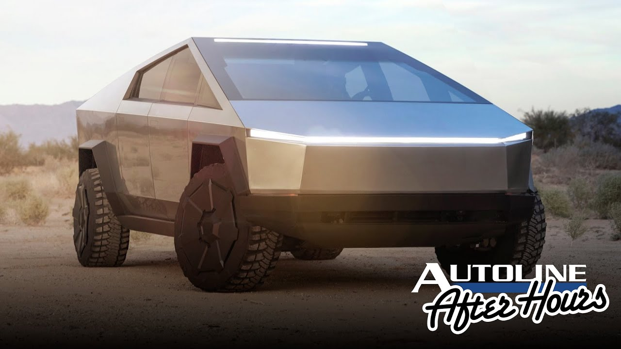 Deconstructing The Tooling Cost on Tesla's Cybertruck - Autoline After Hours 492