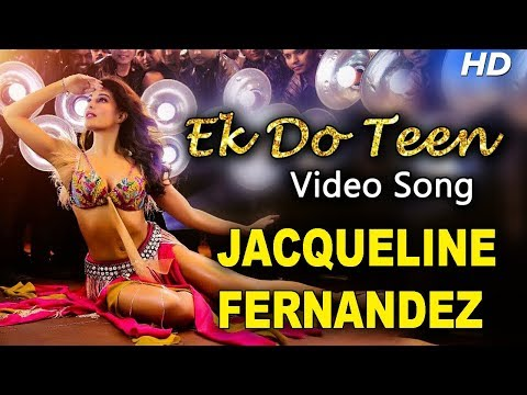 Baaghi 2: Ek Do Teen Song   Jacqueline Fernandez   Tiger Shroff   Disha P   Video ►Release