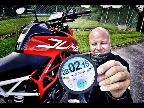VLOG - What's the point of UK road tax?