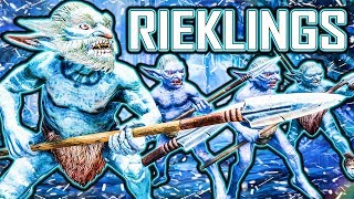 Who Are The RIEKLINGS? - Elder Scrolls LORE