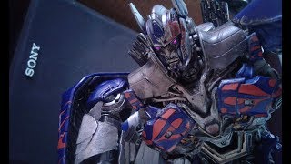 Transformers The Last Knight Special 1,500 Part 5 Stop Motion