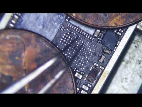 iPhone 6 Plus Touch IC Repair with Prior Repair Attempt