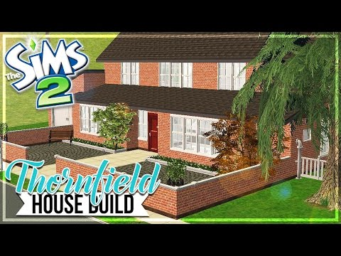 Sims 2 | House Build - Thornfield