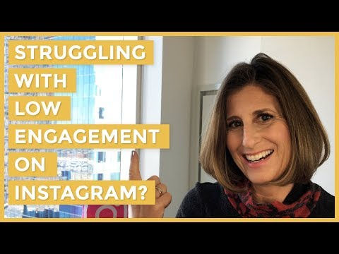 Struggling with low engagement on Instagram?