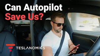 Download Can Tesla Autopilot save Us from Bad Driving? Video