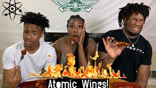 Download ATOMIC Hot wing CHALLENGE ! Video