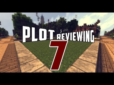 Plot Reviewing - 7 (comp winners)