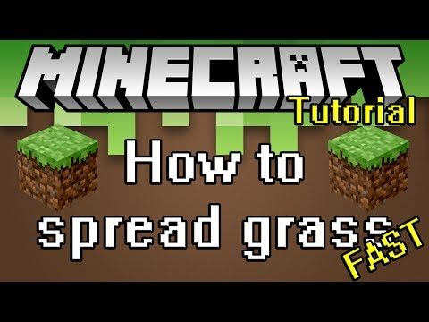 How to make things grow faster in minecraft -