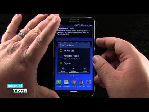 Samsung Galaxy Note 3 Tips - Disable System Sounds