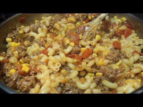 How to make Hungarian Goulash Texas style
