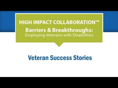 Veteran Success Stories