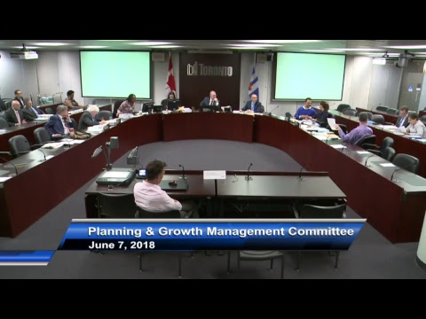 Planning and Growth Management Committee - June 7, 2018 - Part 2 of 2