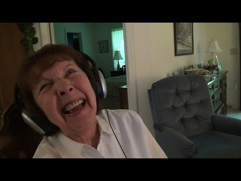 My mother trying Speech Jamming - Episode 2