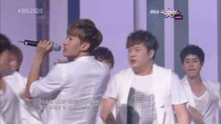 [100702/hd] Super Junior No Other First Comeback Performance
