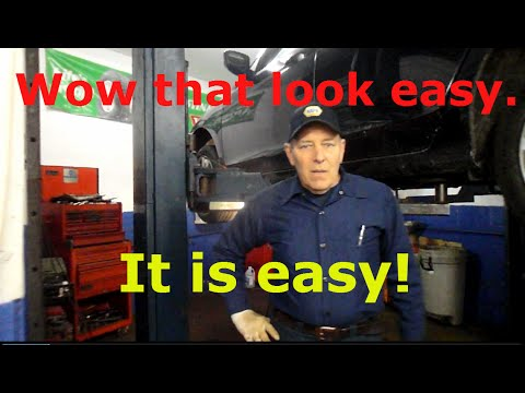 How to change the oil and filter on a 2010 Honda Accord