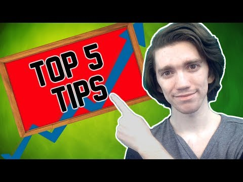 How to GROW a Minecraft Youtube Channel | TOP 5 TIPS (2018) [2000+ subscribers in 3 months]