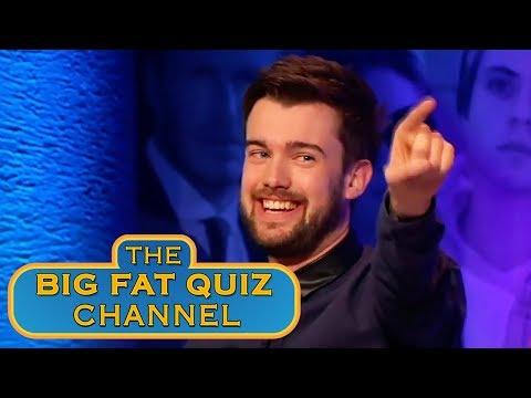 Jack Whitehall Outwits Puppet Man   Big Fat Quiz Anniversary 2015