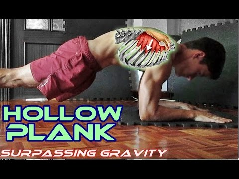 Hollow Plank - Proper form