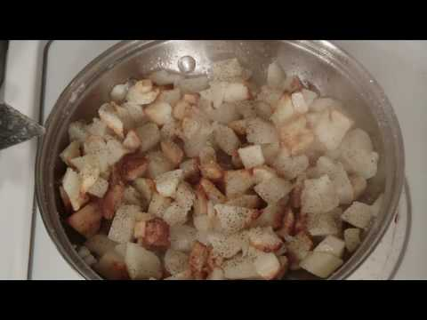 How to cook Home Fries