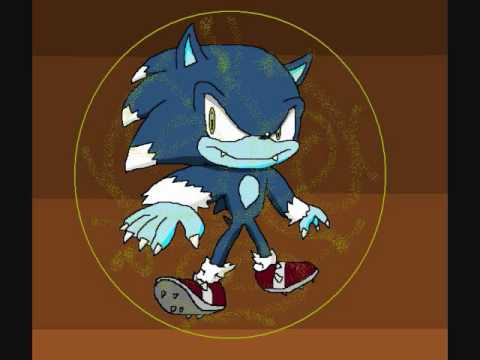 Sonic the Werehog (Windmill Isle, Different Cutscene)