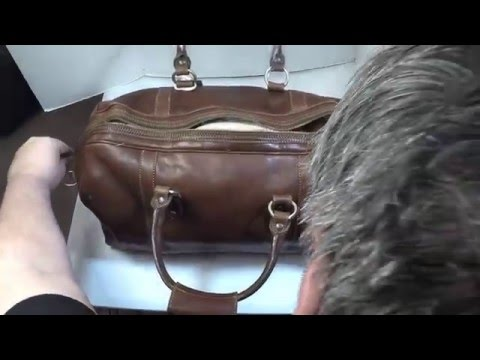 Floto Roma Cabin Bag Review