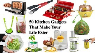 50 Kitchen Gadgets That Make Your Life Esier