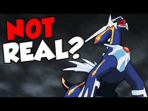 Primal Dialga REMOVED From Pokemon! Diamond & Pearl Remakes?