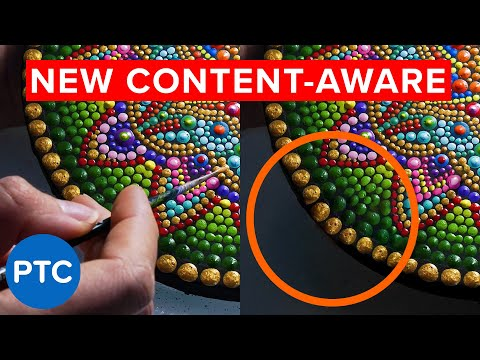 How To Use The NEW Content-Aware Fill in Photoshop CC 2019 - MUST-KNOW New Feature