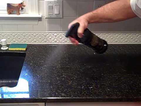 How To Clean and Polish Countertops