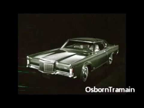 1971 Lincoln Continental Town Car and Mark III commercial