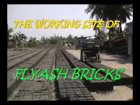 Manufacturing Process of Flyash Bricks and Comparison  between Clay and Flyash bricks