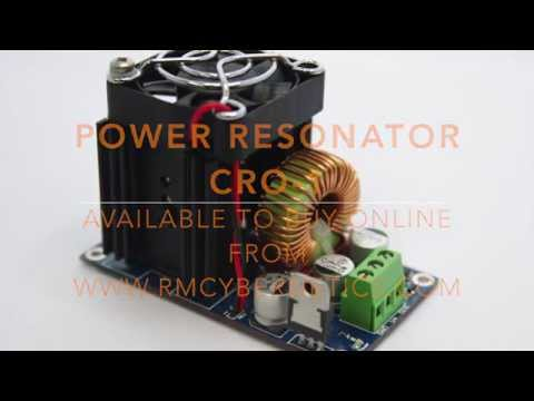 Power Resonator - CRO-1 Intro