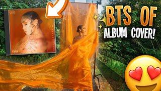 ALBUM COVER PHOTOSHOOT BEHIND THE SCENES!!! (BRANDY VS. MONICA BATTLE)