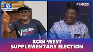 Dino Melaye, Smart Adeyemi React To Kogi West Supplementary Election